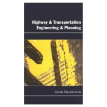 Highway and Transportation Engineering and Planning, Paperback