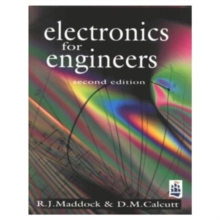 Electronics : A Course for Engineers, Paperback Book
