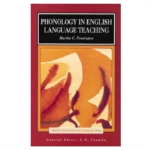 Phonology in English Language Teaching : An International Approach, Paperback