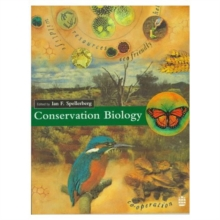 Conservation Biology, Paperback