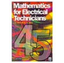 Mathematics for Electrical Technicians : Level 4-5, Paperback