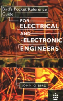 Bird's Pocket Reference Guide for Electrical and Electronic Engineers, Paperback