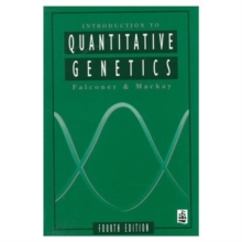 Introduction to Quantitative Genetics, Paperback