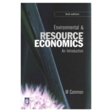 Environmental and Resource Economics : an Introduction, Paperback