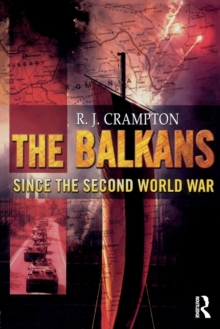 The Balkans Since the Second World War, Paperback