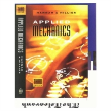 Applied Mechanics, Paperback Book