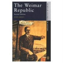 The Weimar Republic, Paperback