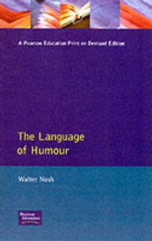 The Language of Humour, Paperback