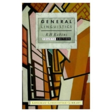 General Linguistics : an Introductory Survey, Paperback