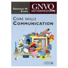 Intermediate GNVQ Core Skills: Communication, Paperback
