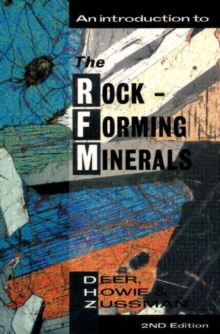 An Introduction to the Rock Forming Minerals, Paperback Book