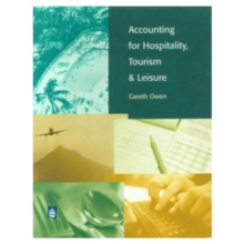 Accounting for Hospitality, Tourism and Leisure, Paperback Book