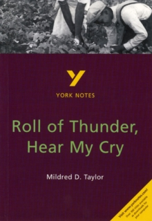 Roll of Thunder, Hear My Cry: York Notes for GCSE, Paperback