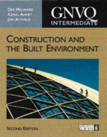Intermediate GNVQ Construction and the Built Environment, Paperback