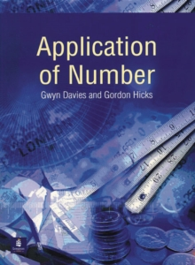 Application of Number : Application of Number, Paperback