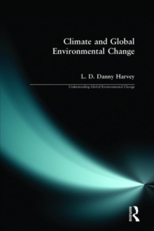 Climate and Global Environmental Change, Paperback