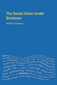 The Soviet Union Under Brezhnev, Paperback