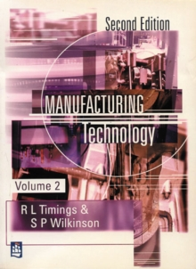 Manufacturing Technology : v. 2, Paperback