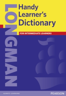 Longman Handy Learner's Dictionary, Paperback Book