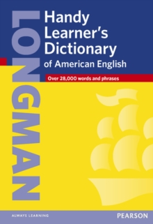 Longman Handy Learner's Dictionary of American English, Paperback