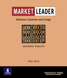 Market Leader: Business English with the FT Business Grammar & Usage Book : Grammar and Usage Practice Book, Paperback