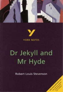 Dr Jekyll and Mr Hyde: York Notes for GCSE, Paperback Book