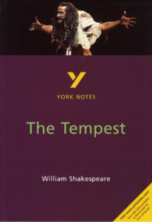 Tempest: York Notes for GCSE, Paperback