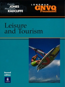 Foundation GNVQ Leisure and Tourism, Paperback