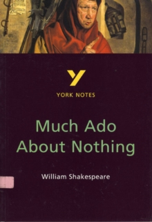 Much Ado About Nothing: York Notes for GCSE, Paperback