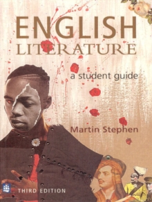 English Literature : A Student Guide, Paperback