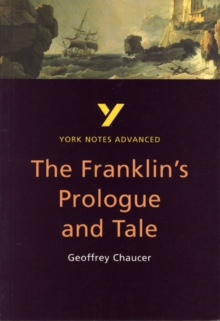 The Franklin's Tale: York Notes Advanced, Paperback
