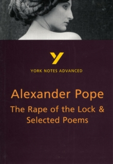 "The ""Rape of the Lock"" and Selected Poems, Paperback Book"