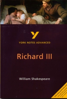 Richard III: York Notes Advanced, Paperback