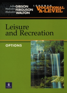 Vocational A-Level Leisure and Recreation Options, Paperback