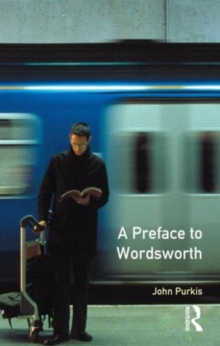 A Preface to Wordsworth, Paperback Book