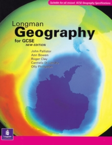 Longman Geography for GCSE, Paperback