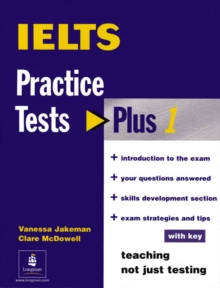 Practice Tests Plus IELTS with Key, Paperback