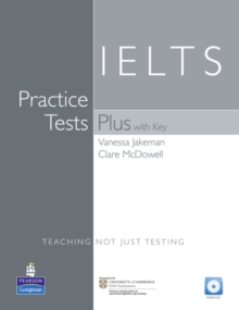 Practice Tests Plus IELTS with Key & CD Pack, Mixed media product