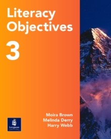 Literacy Objectives Pupils' Book 3, Paperback
