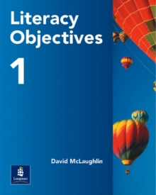 Literacy Objectives Pupils' Book 1 : 1, Paperback