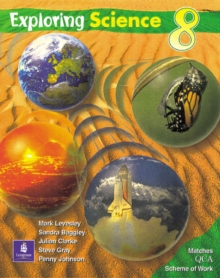 Exploring Science QCA Pupils Book Year 8, Paperback