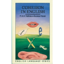 Cohesion in English, Paperback