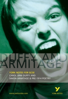 Duffy and Armitage: York Notes for GCSE, Paperback