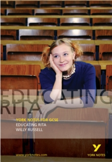 Educating Rita: York Notes for GCSE, Paperback