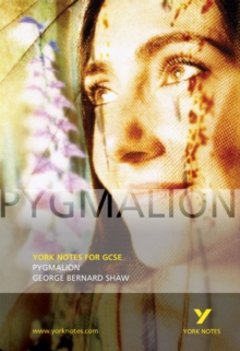 Pygmalion: York Notes for GCSE, Paperback Book