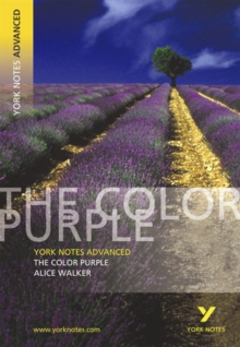 The Color Purple: York Notes Advanced, Paperback