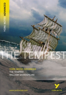 Tempest: York Notes Advanced : William Shakespeare, Paperback