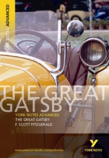The Great Gatsby, Paperback Book