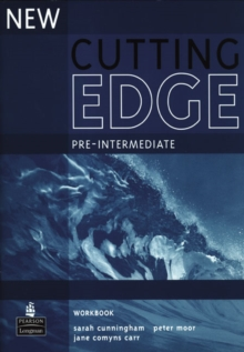 New Cutting Edge Pre-Intermediate Workbook No Key, Paperback Book