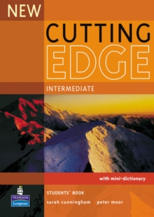 New Cutting Edge Intermediate Students' Book, Paperback Book